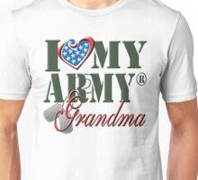 I Love My Army Grandma Unisex T-Shirt
