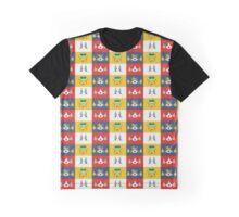 Yo-kai Faces Graphic T-Shirt