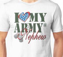 I Love My Army Nephew Unisex T-Shirt