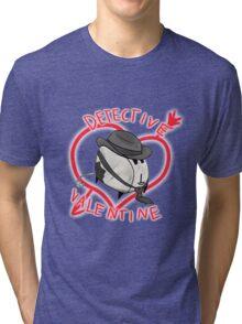 Nick Valentine shirt Tri-blend T-Shirt