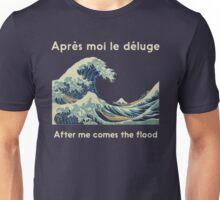 Après moi le déluge – Regina Spektor Unisex T-Shirt