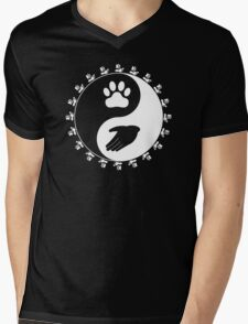 Universal Animal Rights Mens V-Neck T-Shirt