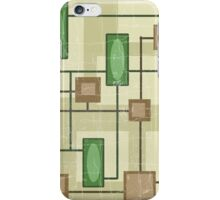 20th Century Abstract Art iPhone Case/Skin