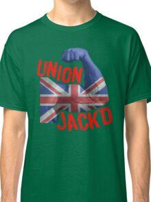 Union Jack'd Classic T-Shirt