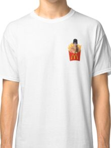 Cara Delevingne Fries Classic T-Shirt