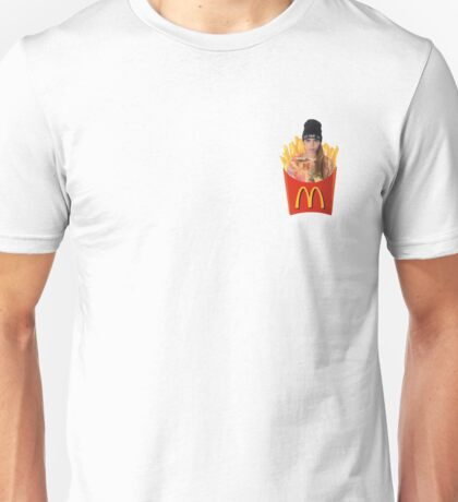 Cara Delevingne Fries Unisex T-Shirt
