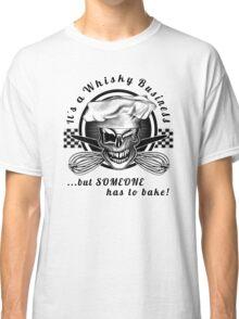 Skull Baker 6: Whisky Business Classic T-Shirt