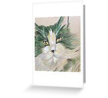 Pop Cat Series 04 Greeting Card