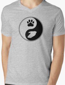 Universal Animal RIghts Mens V-Neck T-Shirt