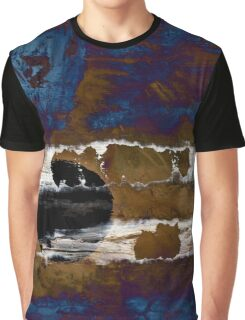 Samhain II. Winter Approaching  / abstract painting Graphic T-Shirt