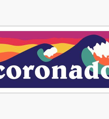Coronado Sticker