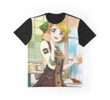 Candy Maid Hanayo Koizumi (Unidolized) Graphic T-Shirt
