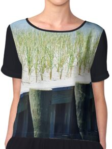 Tranquil Moments Chiffon Top