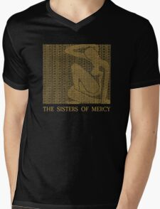 The Sisters Of Mercy - The Worlds End - Alice Mens V-Neck T-Shirt