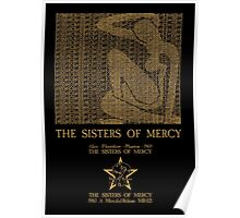 The Sisters Of Mercy - The Worlds End - Alice Poster
