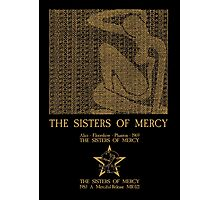 The Sisters Of Mercy - The Worlds End - Alice Photographic Print