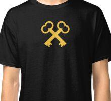 CROSSED KEYS SOCIETY Classic T-Shirt