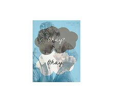 The Fault in Our Stars phone case by Alyssa Feld