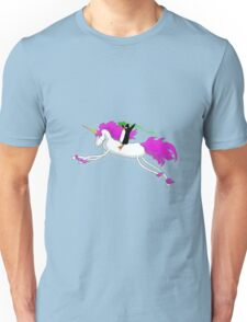 Unicorn Penguin Unisex T-Shirt