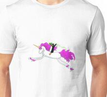 Unicorn Panguin Unisex T-Shirt