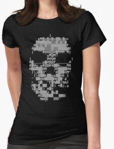 dedSEC Logo Womens Fitted T-Shirt