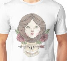Arrows and Roses Unisex T-Shirt