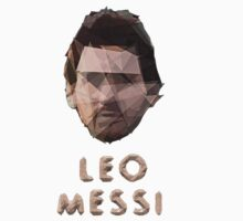 "Lionel ""Leo"" Messi by allmyshitdesign"