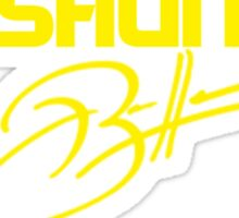 Basshunter Sticker