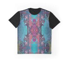 Mono Papel en Purple Pastel Graphic T-Shirt