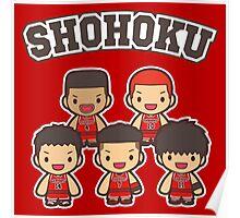 Chibi Shohoku Poster