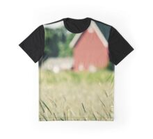 Red Barn Graphic T-Shirt