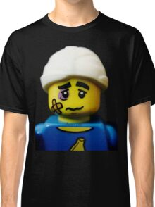 Lego Clumsy Guy minifigure Classic T-Shirt