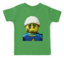 Lego Clumsy Guy minifigure Kids Tee