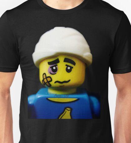 Lego Clumsy Guy minifigure Unisex T-Shirt