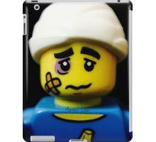 Lego Clumsy Guy minifigure iPad Case/Skin
