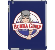 The Bubba Gump Shrim iPad Case/Skin