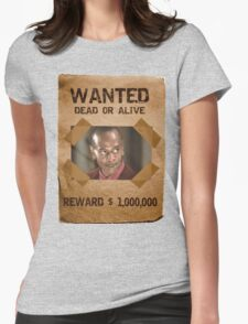 Buffy Mr Trick Wanted Womens Fitted T-Shirt