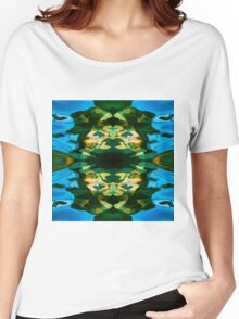 Color Abstraction LXV Women's Relaxed Fit T-Shirt