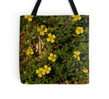 Tormentil in Shalwy Valley Tote Bag