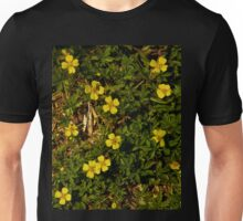 Tormentil in Shalwy Valley Unisex T-Shirt
