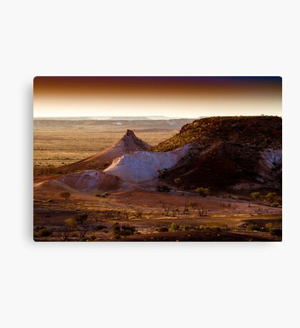 The BreakaWays, Coober Pedy (2) Canvas Print