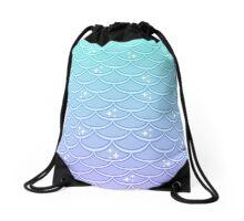 Mermaid Scales Drawstring Bag