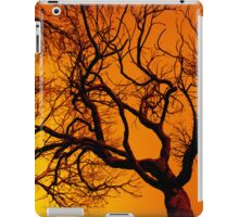 Scorched Tree iPad Case/Skin