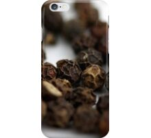Black Pepper iPhone Case/Skin