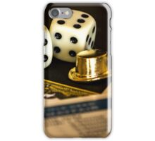 Monopoly Pieces iPhone Case/Skin
