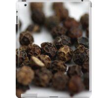 Black Pepper iPad Case/Skin