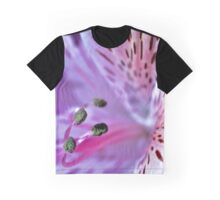 Tiger Petals Graphic T-Shirt