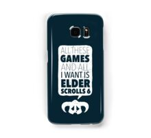 Over-Encumbered By Choice Samsung Galaxy Case/Skin