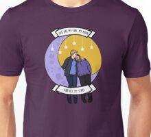 Sun, Moon, and Stars - TEES & HOODIES Unisex T-Shirt