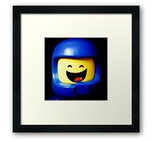 Spaceship, Spaceship, SPACESHIP!!!! Framed Print